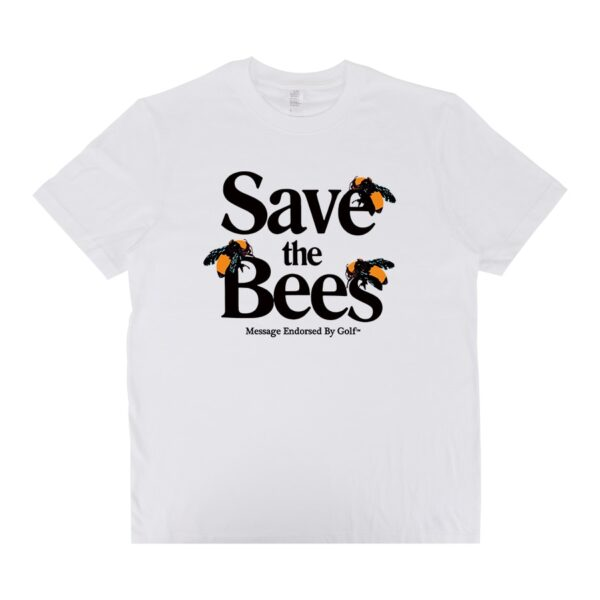 Tyler The Creator Golf Wang Save the Bees